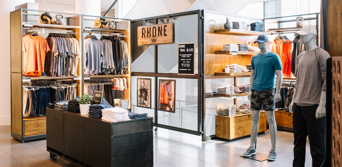 Rhone's New York retail location drive offline and online sales