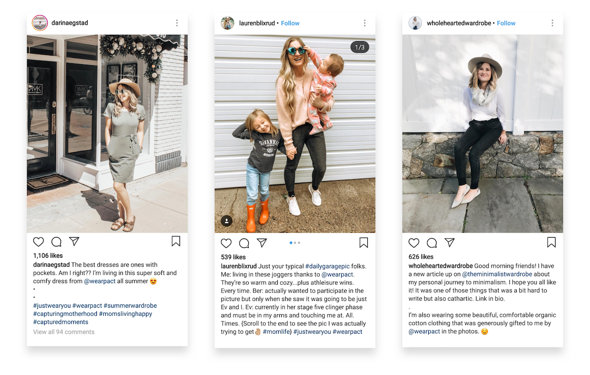 Using micro-influencers in a social commerce strategy