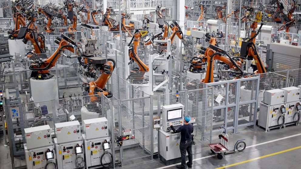 Companies may look for even more resilient forms of automation going forward