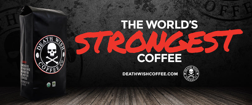 How the Maker of the World's Strongest Coffee Plans to Win the Super Bowl