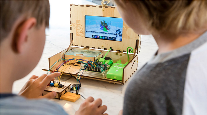 How The Maker Of Wooden Computers Grew Sales 10X By Helping Children Create- Not Just Consume- Technology