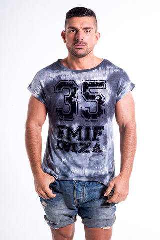 35 Ibiza Tie Dye TShirt for Men - FMIF Shop Online