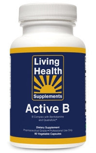 Active B (180 count) - Living Health Market