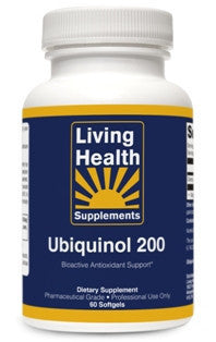 Ubiquinol 200 - Living Health Market