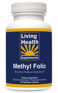 Methyl Folic - Living Health Market