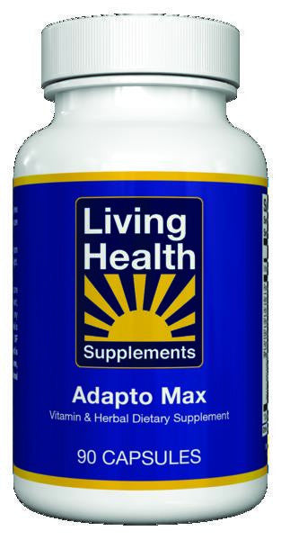 Adapto Max - Living Health Market