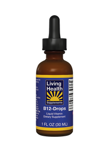 B12-Drops - Living Health Market