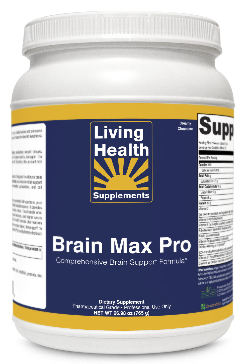 Brain Max Pro - Living Health Market