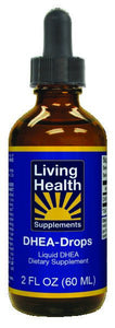 DHEA-Drops - Living Health Market