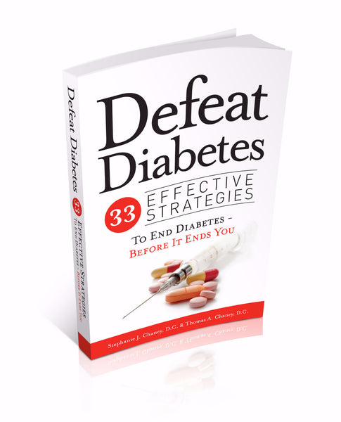 Defeat Diabetes: 33 Effective Strategies To End Diabetes - Before It Ends You - Living Health Market