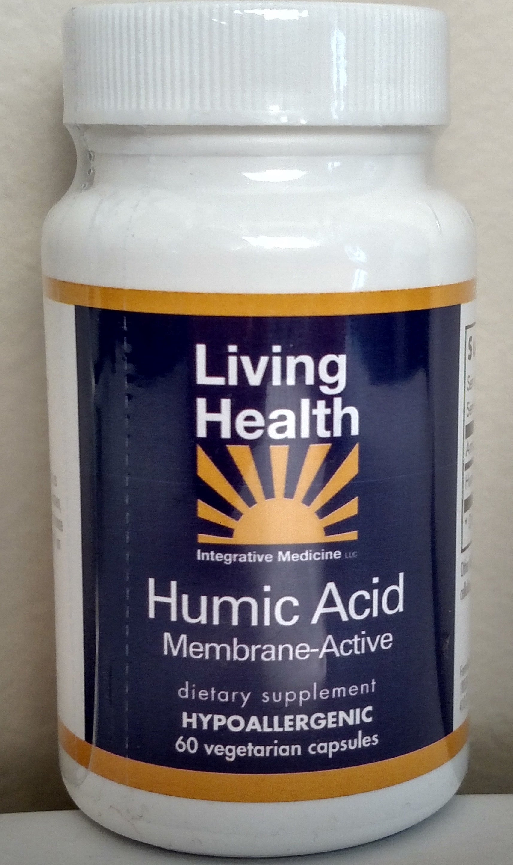 Humic Acid - Living Health Market