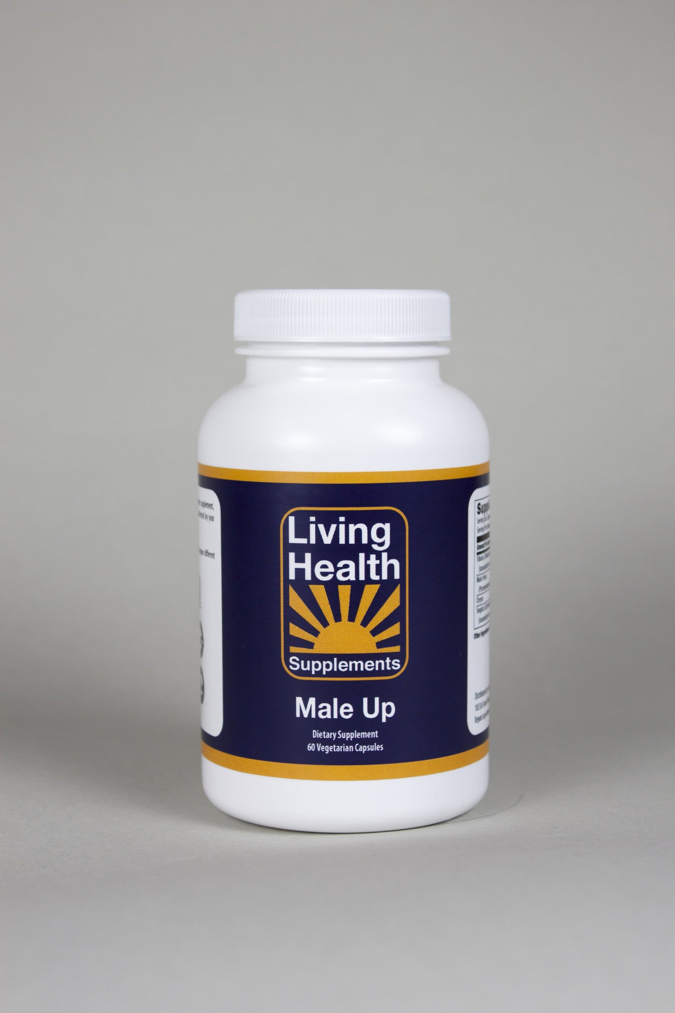 Male Up - Living Health Market