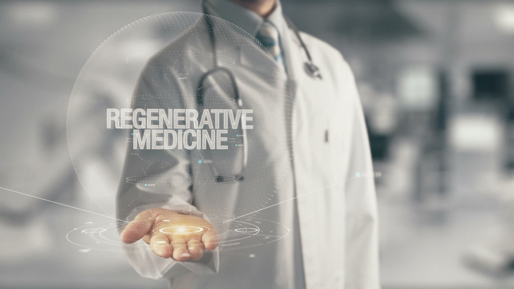 Regenerative Medicine Consultation - Living Health Market