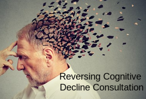 Reversing Cognitive Decline Consultation - Living Health Market