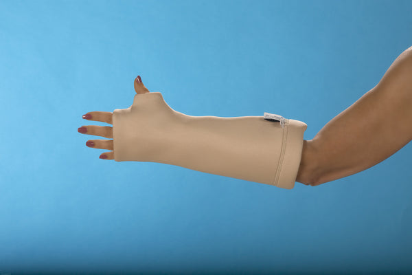 Forearm Tube With Knuckle Protector - FTKP13