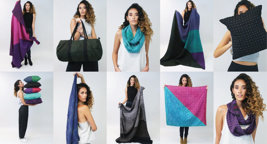 Introducing Living In Color: Anchal Project's New Overdyed Collection