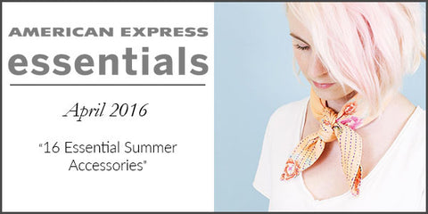 American Express Essentials 2016 Press