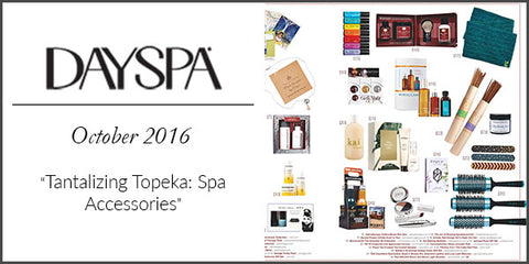 DaySpa 2016 Press