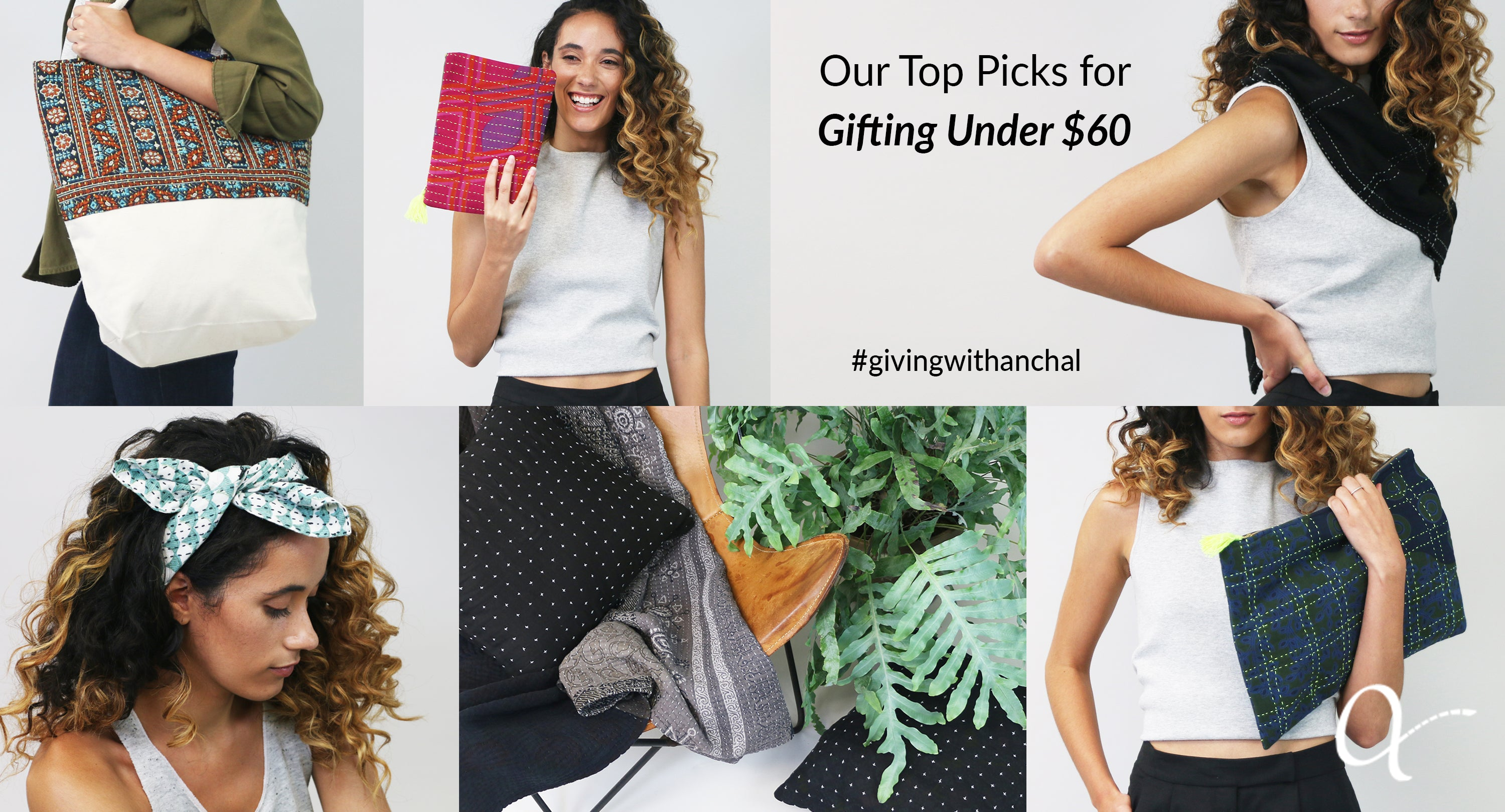 Gifts that give back, under $60