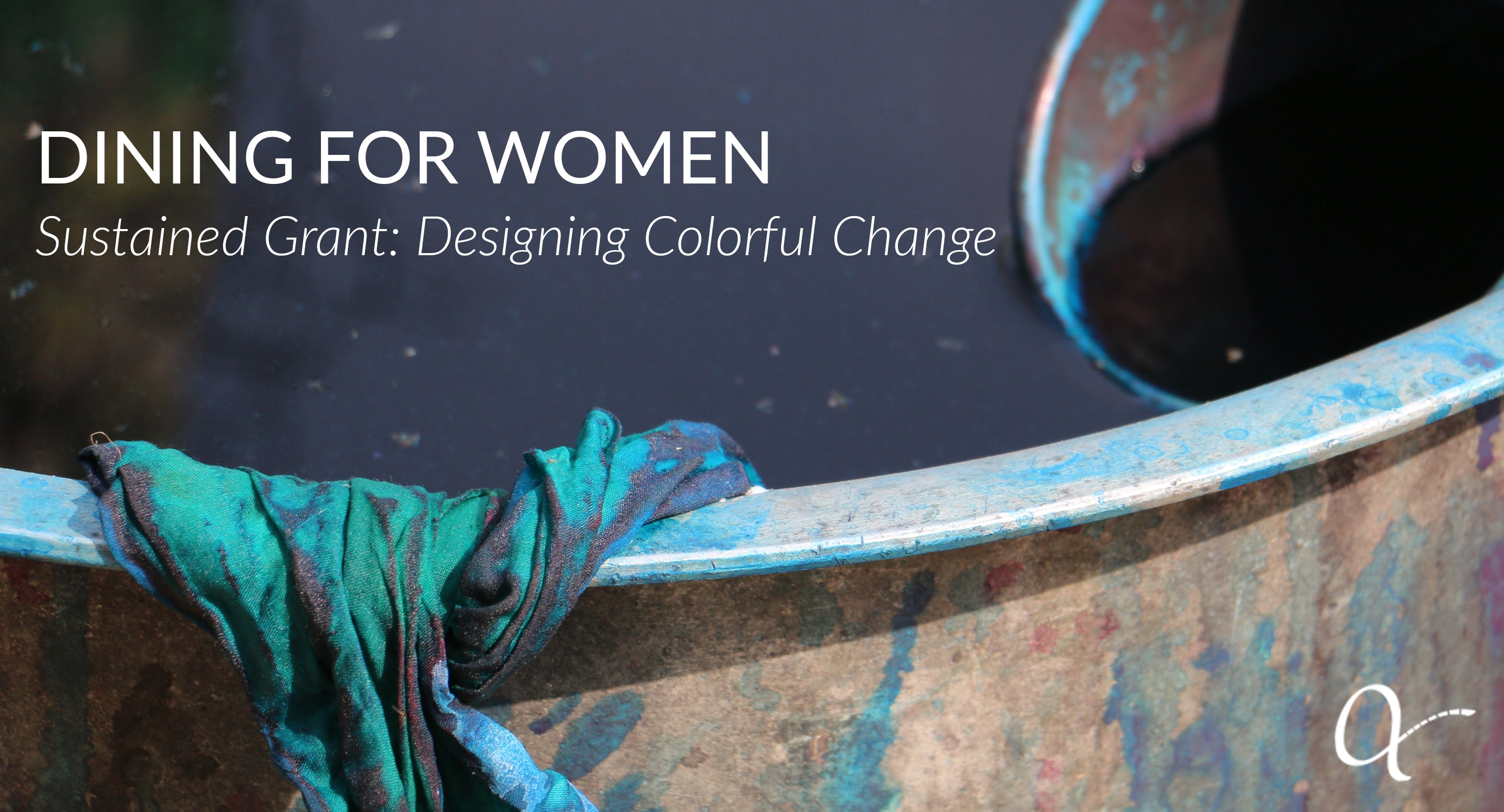 Dining for Women: Designing Colorful Change grant