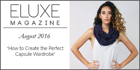 Eluxe Magazine 2016 Press