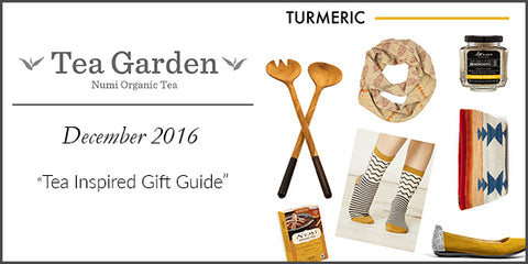 Numi Tea Garden 2016 Press