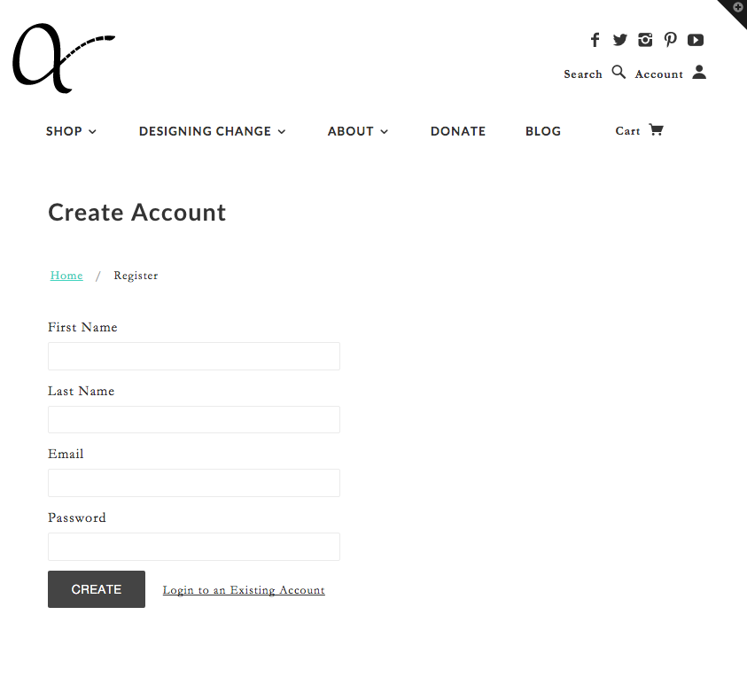 Anchal Project - Account Setup