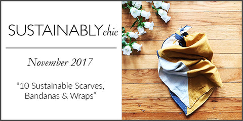 Sustainably Chic Press 2017