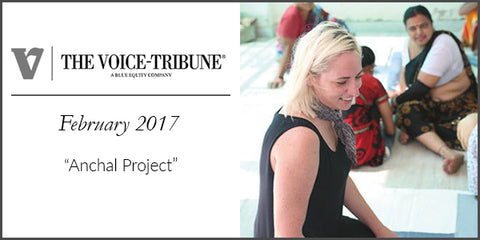 The Voice Tribune Press 2017