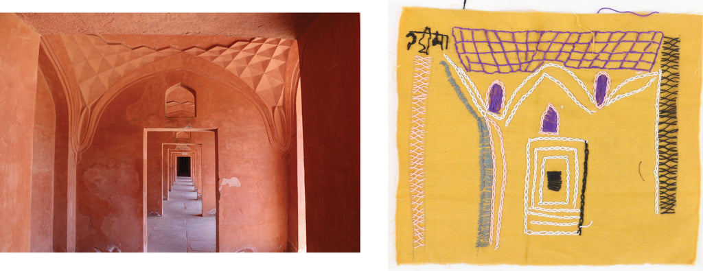 anchal textile narrative