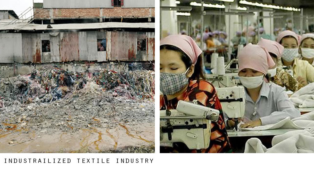 industrialized textiles industry anchal