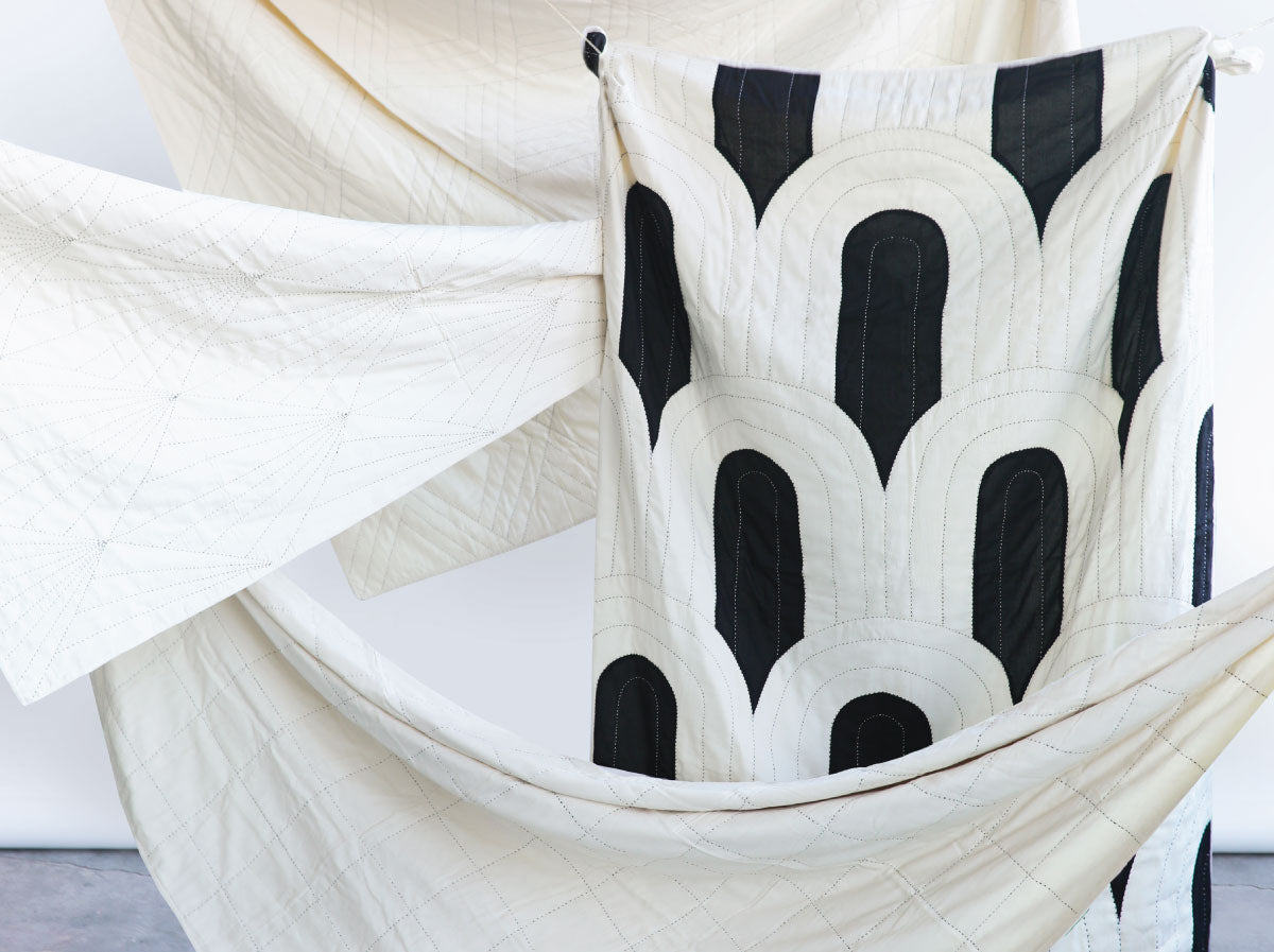 organic cotton quilt by Anchal Project