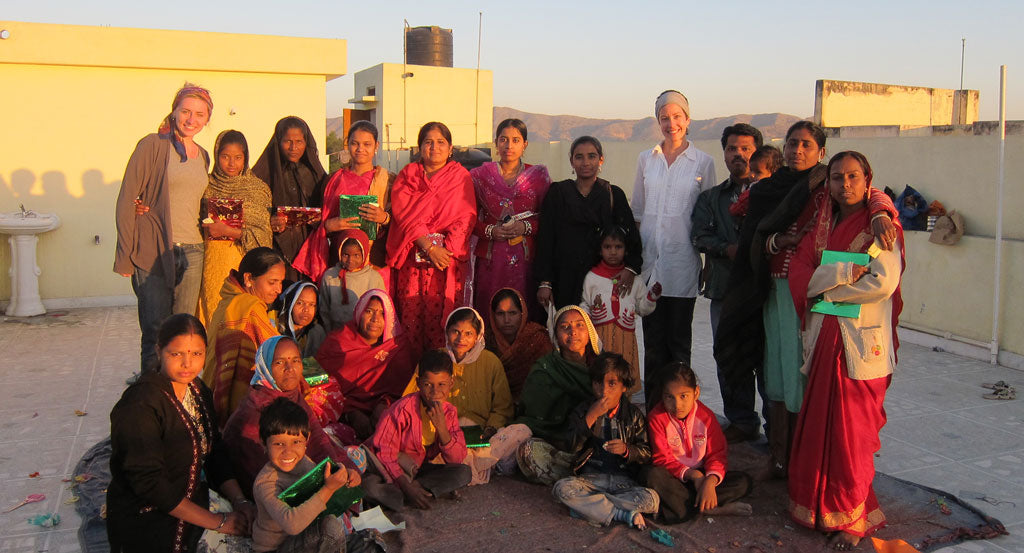 anchal artisans india design workshop