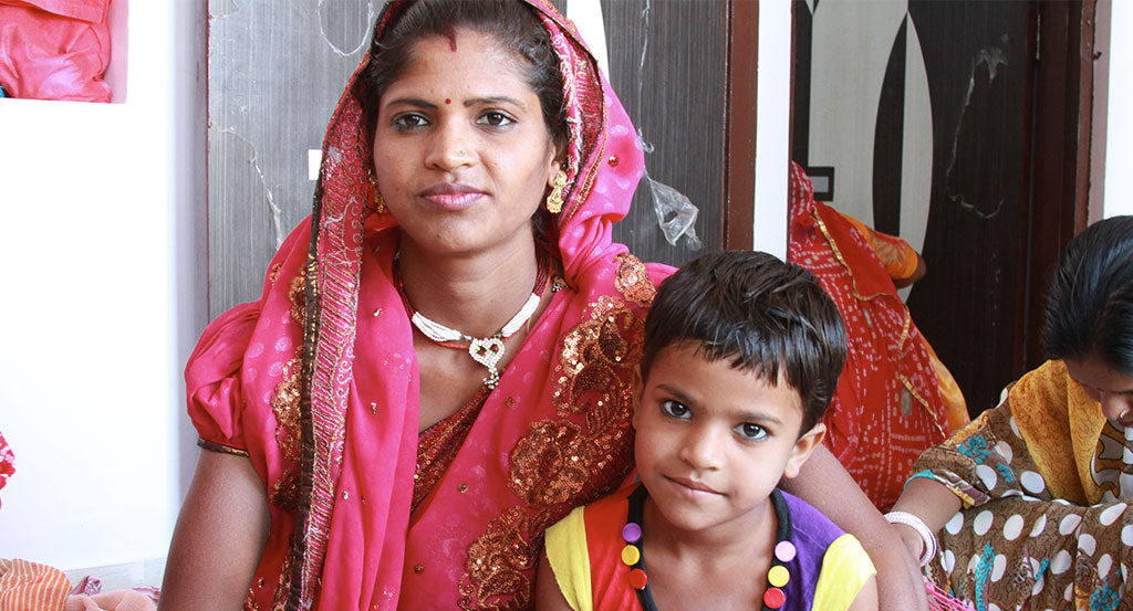 anchal artisans children india
