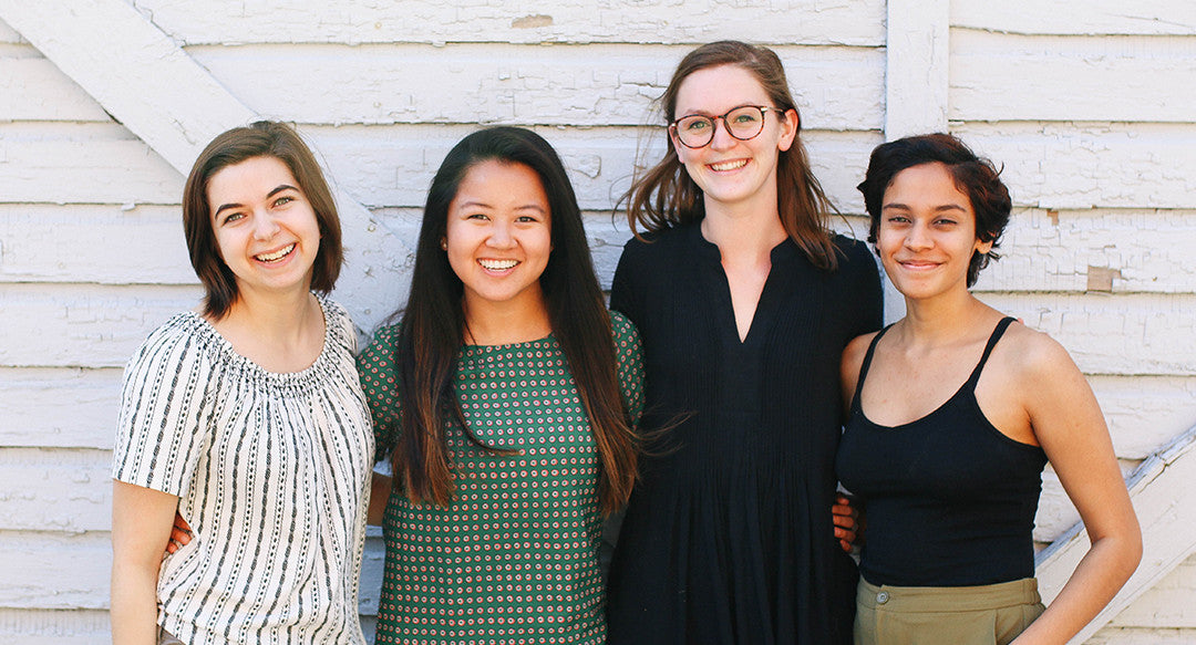 Anchal Summer Interns