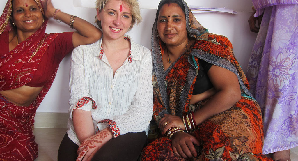 anchal artisans india colleen travel