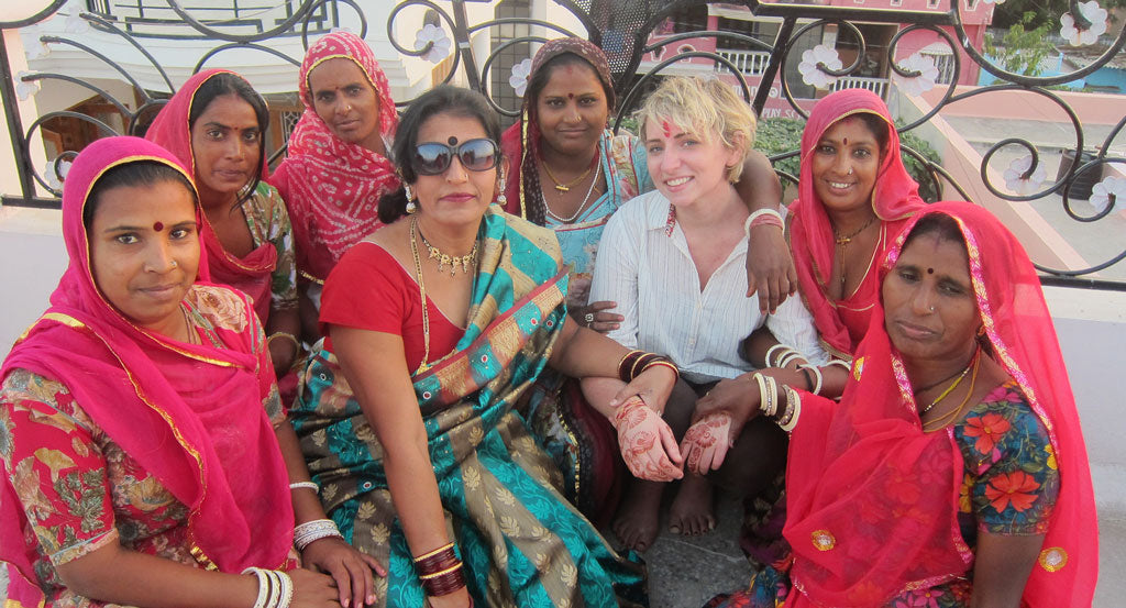 anchal india artisans colleen travel