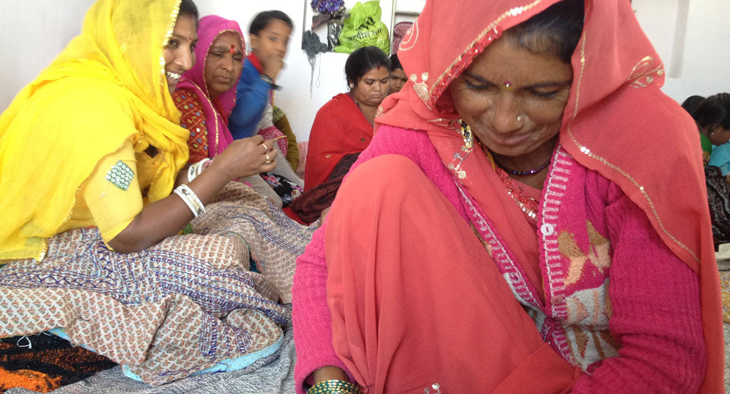 anchal india artisan workshop