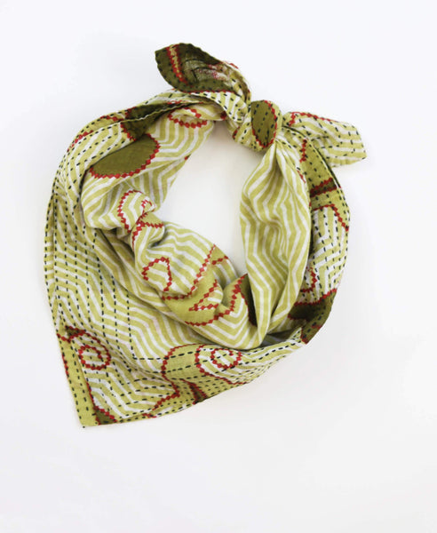 Vintage Cotton Bandana Scarf | Anchal Project