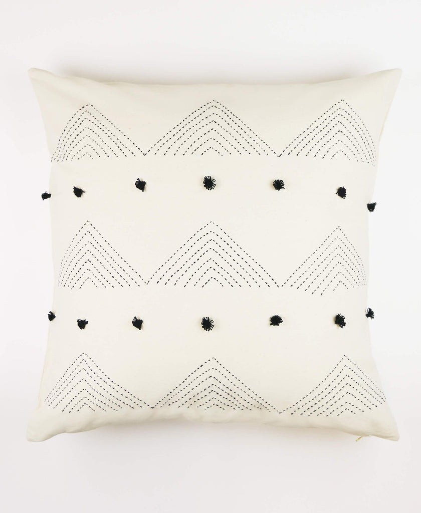 Triangle Throw Pillow - Seconds