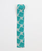 Hand-stitched Cotton Men's Tie - Aqua Balloons | Anchal Project