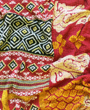 Kantha Throw Quilt - No. 190322 | Anchal Project