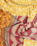 anchal large kantha throw
