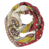 anchal infinity kantha scarf