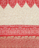 Small Kantha Throw