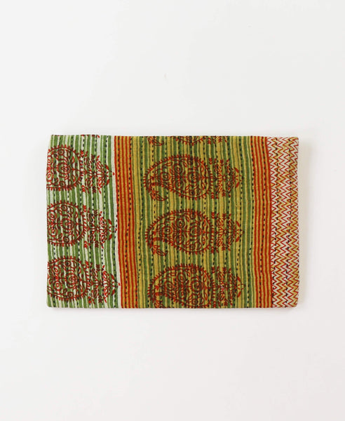 Small Kantha Pouch | Anchal Project