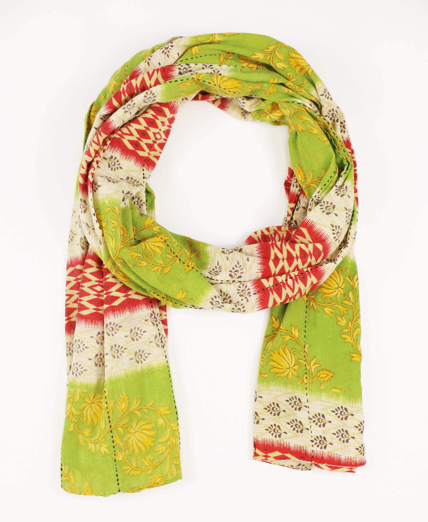 Vintage Cotton Scarf | Anchal Project
