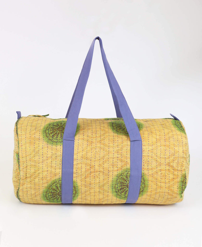 Weekender Travel Bag - Fern Medallion | Anchal Project