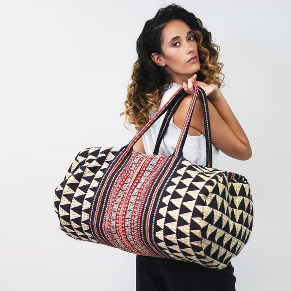 Weekender Travel Bag  | Anchal Project