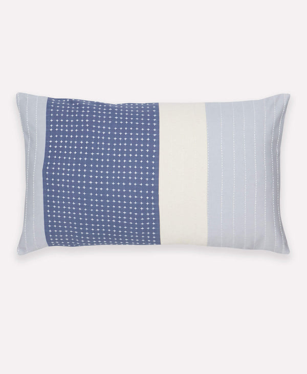 Anchal Project Didi lumbar pillow made from organic cotton